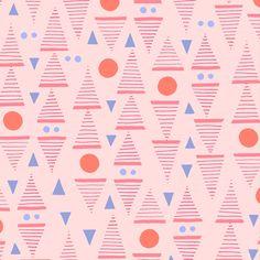 © Katja Ollendorff #pattern #stationery #textile #fabric
