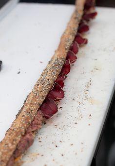 Caractère de Cochon: Where to get the best jambon-beurre (ham & butter sandwich) in Paris!