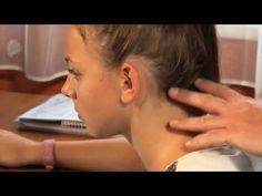 Jak zmírnit bolest v oblasti šíje | Dobré rady | Mojemedicina.cz - YouTube