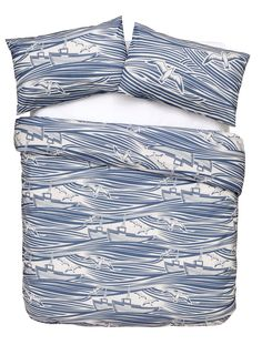 Mini Moderns Whitby bedding