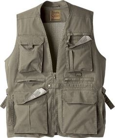 Total score. Found this brand new $50 Cabela's Safari vest, which will be perfect for flyfishing, at Goodwill for $7.
