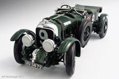 4.5 Liter Blower Bentley Le Mans 1930