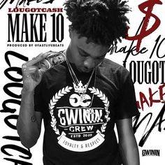 LouGotCash - MAKE 10 prod by FastLife by Gwinin Entertainment on SoundCloud Brand Management, Making 10, Music Artists, Beats, Hip Hop, Songs, Mens Tops, How To Make, Instrumental