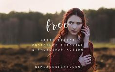 Kimla Designs and Photography: How to create Matte Effect in Photoshop Free Tutorial