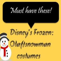 In this post we're going to run through all of the Frozen Olaf costumes available for all ages aswell as do it yourself instructions. Olaf Frozen Costume, Olaf Costume, Costumes, Snowman Costume, Disney Frozen, Seasons, Dress Up Clothes, Seasons Of The Year, Costume