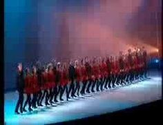 River Dance - I'll never forget the first time I saw this.  I was blown away then and I still am.