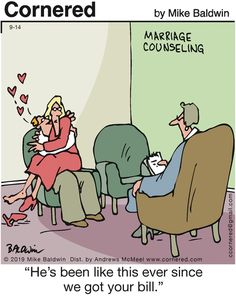 For September 2019 Marriage Humor, Relationship Memes, Funny Cartoons, Funny Memes, Hilarious, Therapy Humor, Psychology Humor, Clean Funny Jokes, Dog Jokes