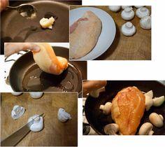 Receta cocina: Pollo al appletiser