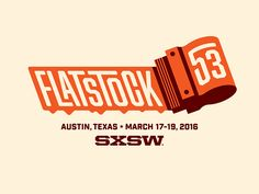 Flatstock 53, the world famous gig poster exhibition in SXSW, is right around the corner. Will you be going this year? Join us!