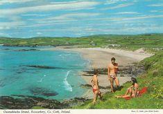 Cork postcards, Owenahincha beach, near Rosscarbery, in West Cork