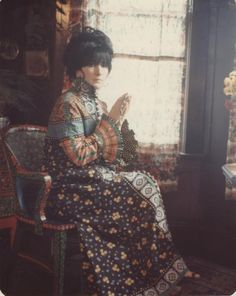 Jamila Salimpour- Photo By Charles Homer Archer