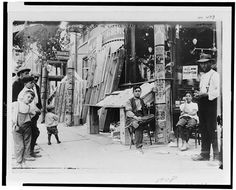 Old West Vintage Moments Photography | New York Vintage : Bronx : Little Italy
