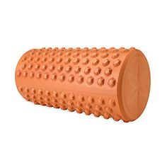Textured Foam Roller Treat your muscles to a deep massage with Gaiam's Textured 12-Inch Foam Roller. The compact size allows you to work smaller regions or isolate certain muscle groups like your legs, arms, shoulder and back. Ideal for releasing built-up tension and relieving...