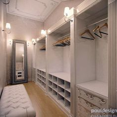 Master closet remodel house 25 Ideas for 2019 Master Bedroom Closet, Home, Closet Built Ins, Master Bedroom Organization, Organization Bedroom, Bedroom Design, Closet Bedroom, Luxury Bedroom Design, Closet Remodel