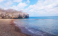 Santu Pretu - Strand Curacao #curacao #beach #playa