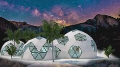 These Sustainable, Fireproof, Weatherproof Geoship Domes Could Solve Today's Housing Crisis Gnu Linux, Geodesic Dome Homes, Young Engineers, System Architecture, Home Estimate, Dome House, Construction Cost, Energy Use, Modular Homes