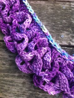 purple crocodile stitch ༺✿ƬⱤღ✿༻