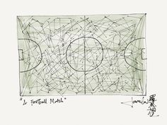 """A Football Match"" by James Law"