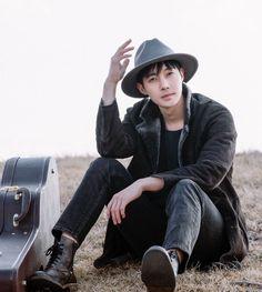 Kim Hyun Joong 김현중 ♡ Anemone Fan Meeting 2017 ♡ hat ♡ Kpop ♡