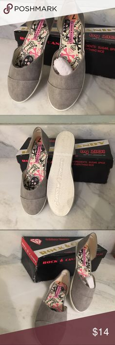 Rock & Candy FLATS SX 7 New still in box vety comfortable shoes. No shoe box Shoes Flats & Loafers