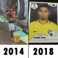 4 years and Jesus went from Painting the walls to play in world cup God wants it nothing can prevent it . Football Comedy, Football Memes, Football Players Images, Soccer Players, Manchester City, Funny Soccer Memes, Soccer Motivation, Photo Recreation, Motivational Quotes For Working Out