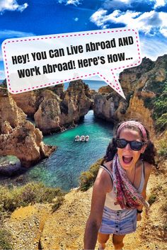 Here's how live abroad and work abroad so you can keep on traveling!