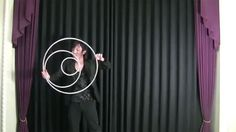 Video: Contact Juggling With Rings - A Funny Video on KillSomeTime