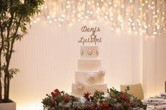 Tarta de boda con topper. Wedding cake. Foto: Estudionce Organización: Señor y señora de #bodassrysrade www.señoryseñorade.com