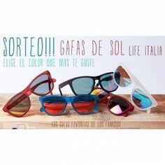 #Gafas Life Italia, las preferidas de los famosos... ^_^ http://www.pintalabios.info/es/sorteos_de_moda/view/es/3161 #ESP #Sorteo #Complementos