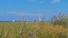 lekker wandelen door de duinen