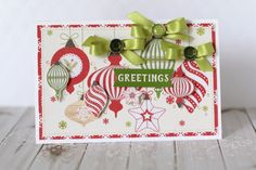 """Hello everyone, Anya here to share an often overlooked technique you can use for your next set of holiday cards. I used the """"I Love Christmas"""" collection to make these cards and they all began with the same starting point – pre-designed 4x6 cards from the Journaling Cards pattern paper...."""