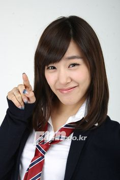 Tiffany from SNSD - considering this hairstyle next...
