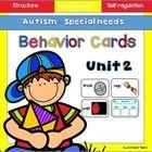 Customizable Cards 2 - for Behaviour Management