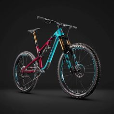 """233 Likes, 5 Comments - Mtbr (@mtbr) on Instagram: """"What do you think of the new @rockymountainbicycles Altitude? We're digging the colors!"""""""