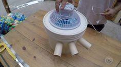Saiba como fazer um ar-condicionado caseiro