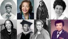 The impact African Americans have had in nursing and medicine is huge, and their accomplishments often go unnoticed. Here are 12 of the most influential figures, still just a small sample. World Humanitarian Day, Nursing Profession, Classy People, School Health, The More You Know, Black History Month, Medicine, African, Animals