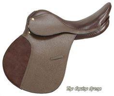 Draft English Saddle