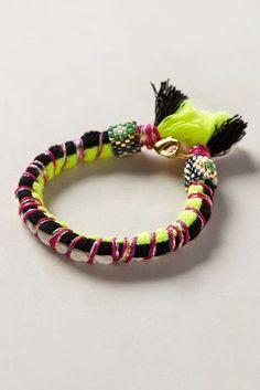 Wide Maravilla Bracelet