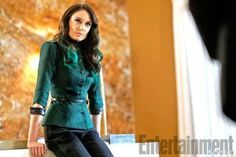 Aida (Mallory Jansen) will become Madame Hydra in the Framework AU on Agents of S.H.I.E.L.D.