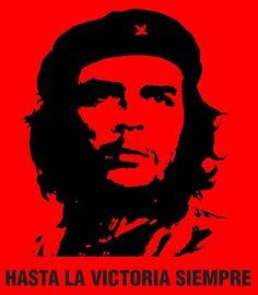 Che Guevara effect - Photoshop Tutorial - Photomontage Che Guevara Images, Revolution, Cuba History, Ernesto Che Guevara, Power Star, Stencil Art, Victoria, Guerrilla, Image Hd