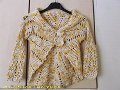 Crochet Clothes, Dresses With Sleeves, Blouse, Long Sleeve, Tops, Women, Fashion, Moda, Gowns With Sleeves