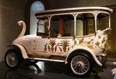1910 Brooke 20-30 hp Swan Car