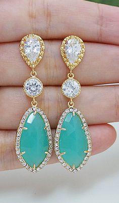 https://www.bkgjewelry.com/sapphire-ring/693-14k-yellow-gold-diamond-blue-sapphire-ring.html Turquoise and diamond earrings