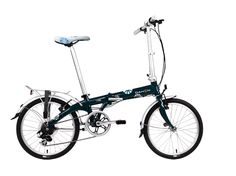 The 7-speed Dahon Vybe C7A folding bike is an excellent entry-level folding bike which is comfortable to ride and easy to pack away. Best suited for city riders on a budget (20-inch wheels are quite small). The 2015 edition bike weighs 11.46 kg (25.26 lbs) (with previous editions being notably heavier) so it's not the lightest bike we've reviewed but definitely on the better side of 'acceptable' range with build quality being surprisingly good for the price you pay.