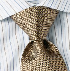 guys, quit it with the half windsor knots.  Use the full windsor if you don't want to look like an idiot.