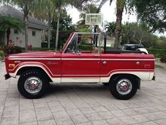 1973 Ford Bronco Ranger Edition 302 Auto