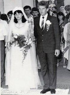 Свадьба Сергея Куницына в 1985 году