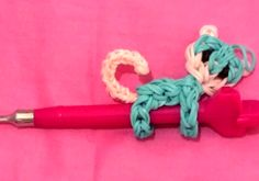 Rainbow Loom | Pencil Toppers | Pencil Huggers| Instructions - Page 4 of 6 - Loom n Bands