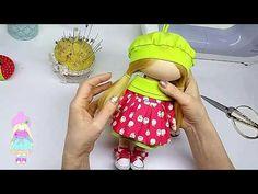 Doll Making Tutorials, Crochet Doll Pattern, Doll Patterns, Diy Clothes, Winter Hats, Crochet Hats, Dolls, Youtube, Handmade