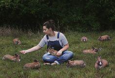https://flic.kr/p/LoXnpx   Rabbit Island   73/365 Just me and my rabbit Eliska…
